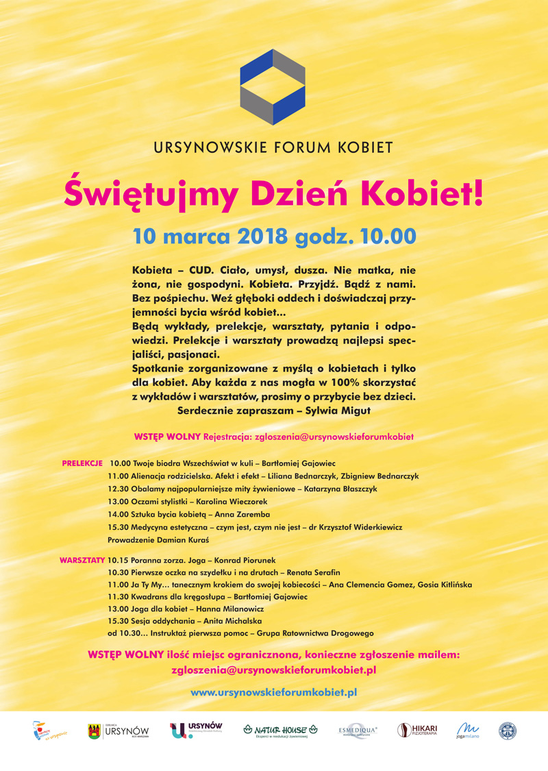 ursynowskie forum kobiet